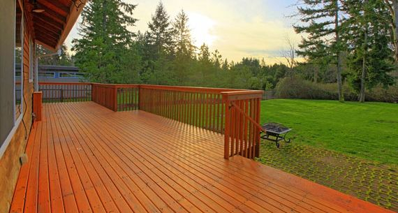 Decks and Porches design, installation and repair services