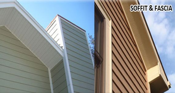 Soffit, Fascia and Gutter repair and installation services